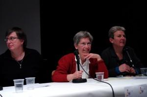 Catherine Gonnard, Marie-Jo Bonnet, Odile Debloos