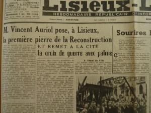 Lisieux-Liberté 10 juin 1948