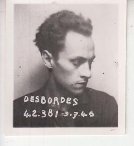 Jean Desbordes (1906-1944)