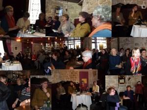 Café des femmes de l'association Souffles d'elles